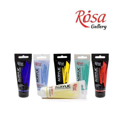 """Akriliniai dažai """"Rosa"""" Gallery 60 ml"""