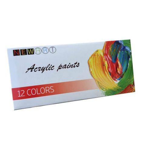 Akrilinių dažų rinkiniai